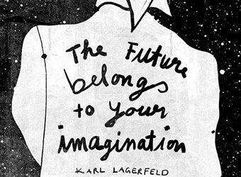 R.I.P. Karl Lagerfeld